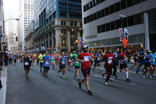 2016 Chicago Marathon photo