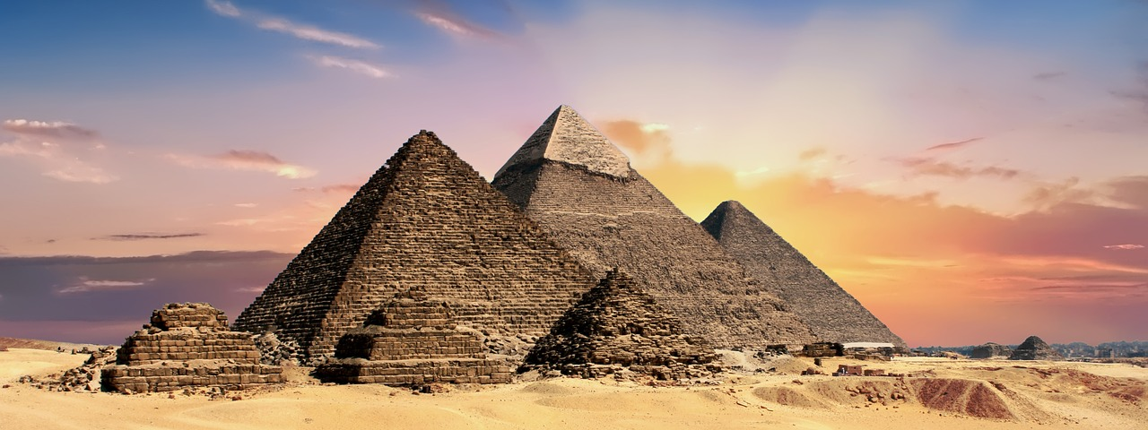 Your training is like the Great Pyramids: the bigger the base, the higher the peak.